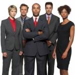 Business men and women group Profile Picture