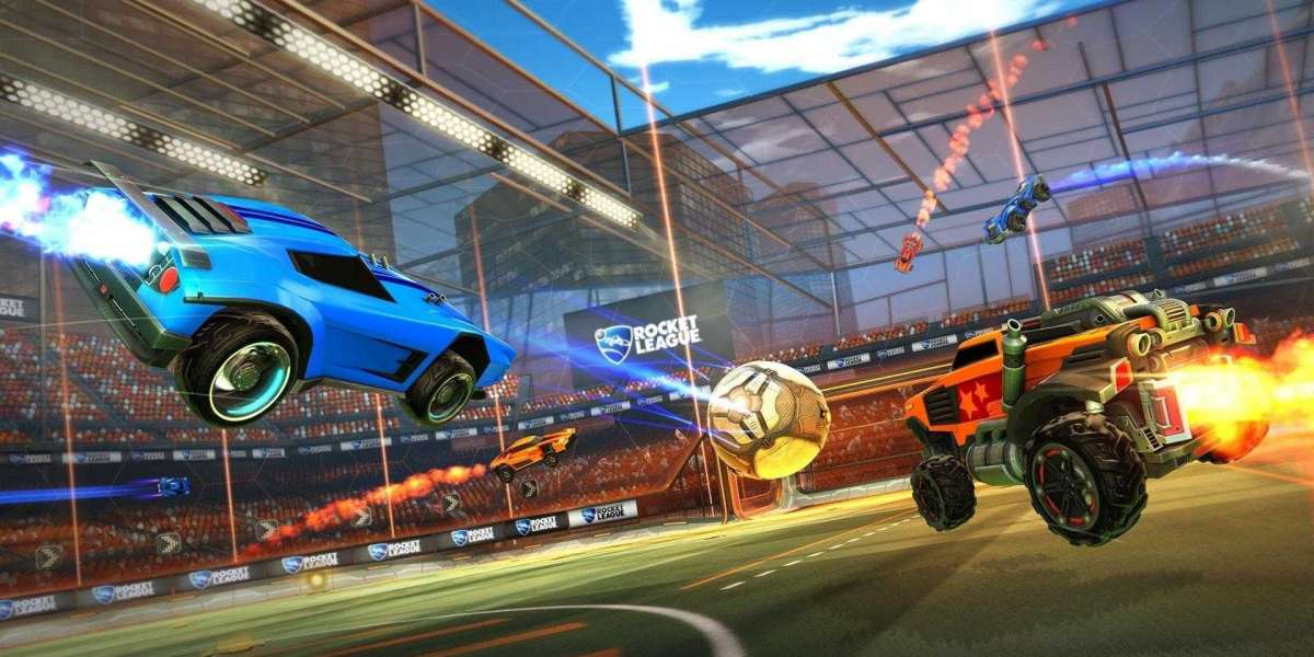 Rocket League come to be present and discovered its new DLC