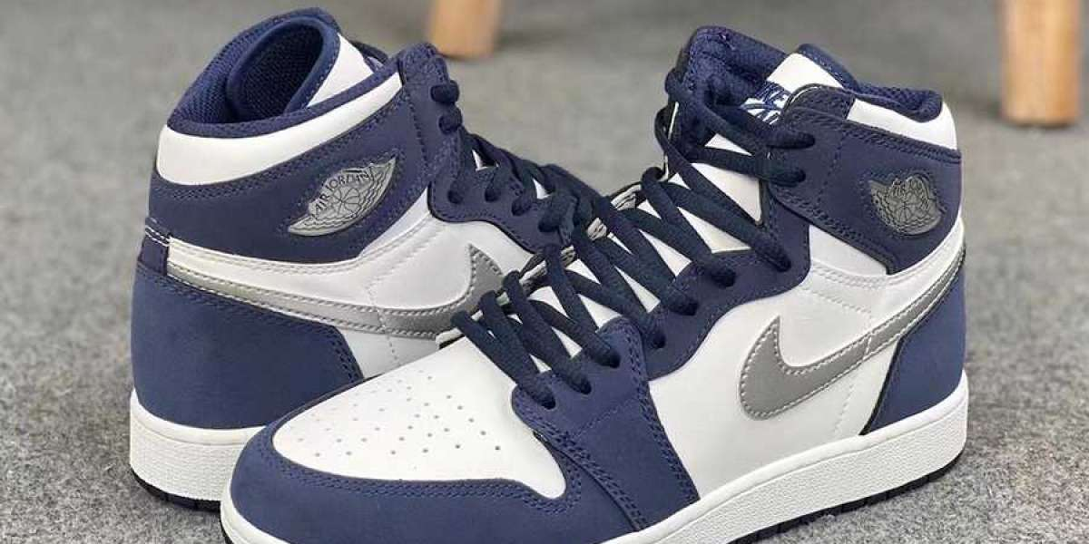 2020 Air Jordan 1 High OG Japan Midnight Navy
