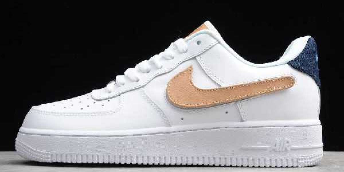 Nike Air Force 1 trying
