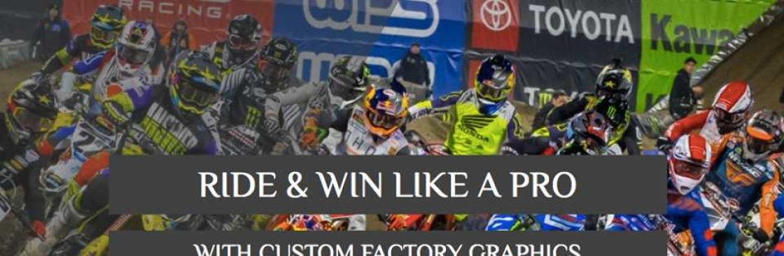 Factory Motocross Graphics Cover Image