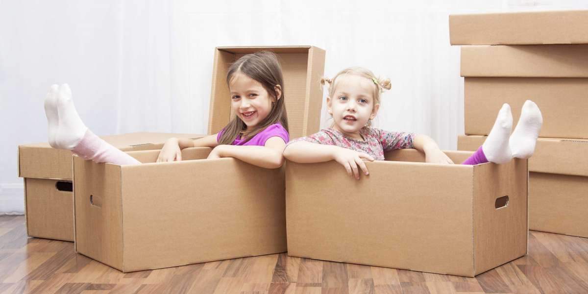 What to do for helping your kids adjust with the relocation?