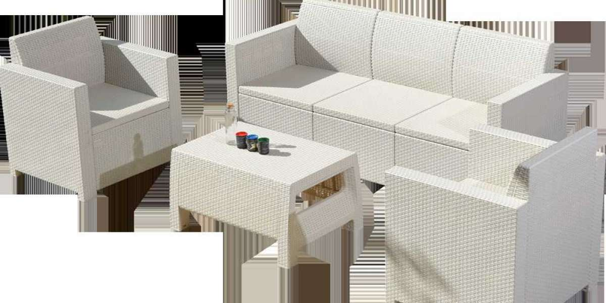 Outdoor Rattan Set Features and Styles of Villa Yard