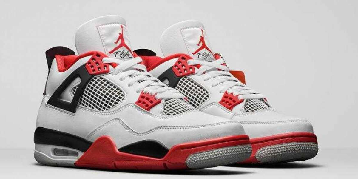 Have You Got the Air Jordan 4 Fire Red to Your Collections ?