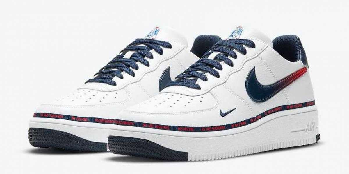 New Nike Air Force 1 Ultraforce New England Patriots Coming Soon