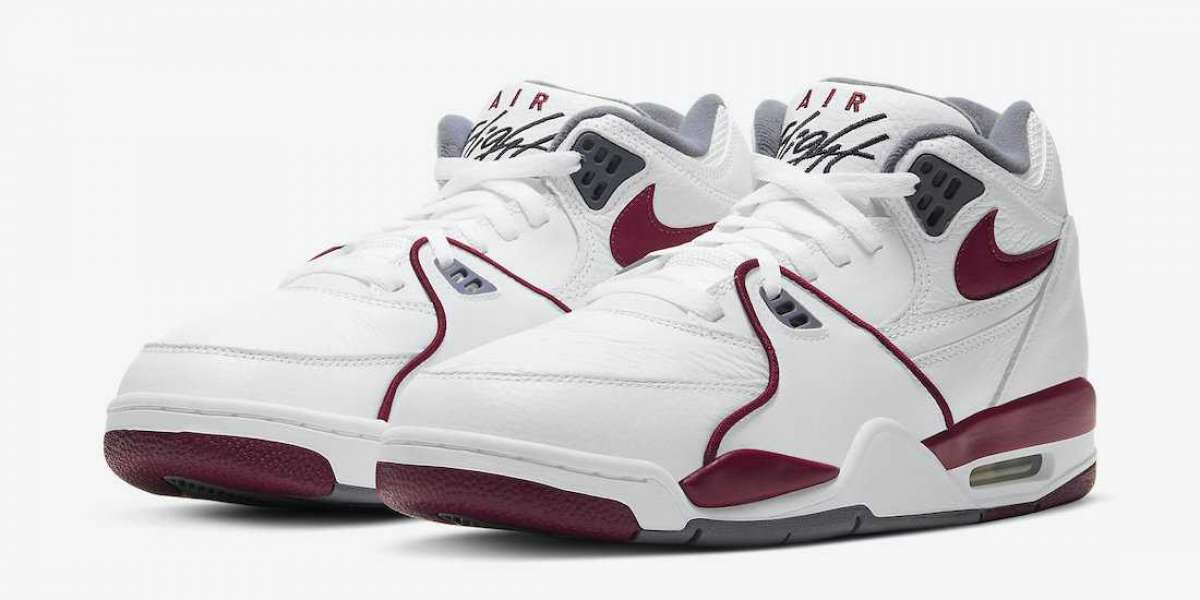 "DD1173-100 Nike Air Flight 89 ""Team Red"" will be released 2021"