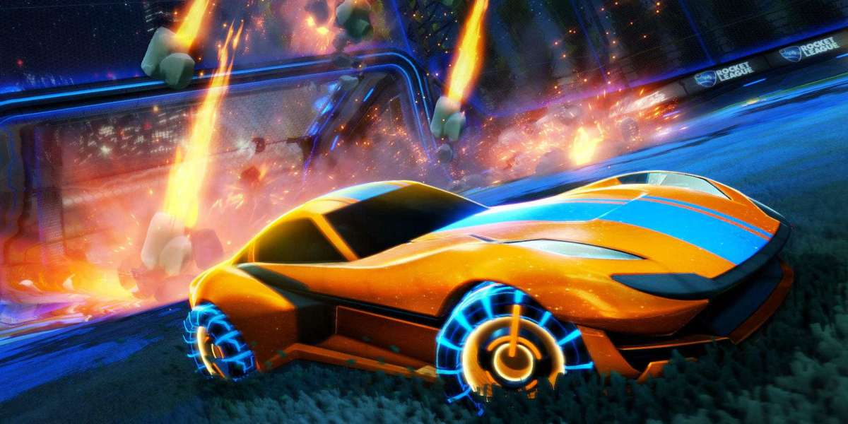 Prepare to be accursed aback to the 80s for Rocket League