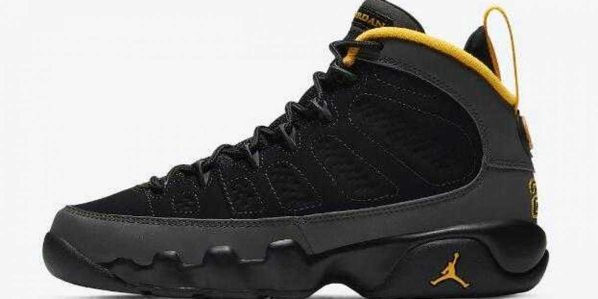 CT8019-070 Air Jordan 9 University Gold to Debut on January 30, 2021