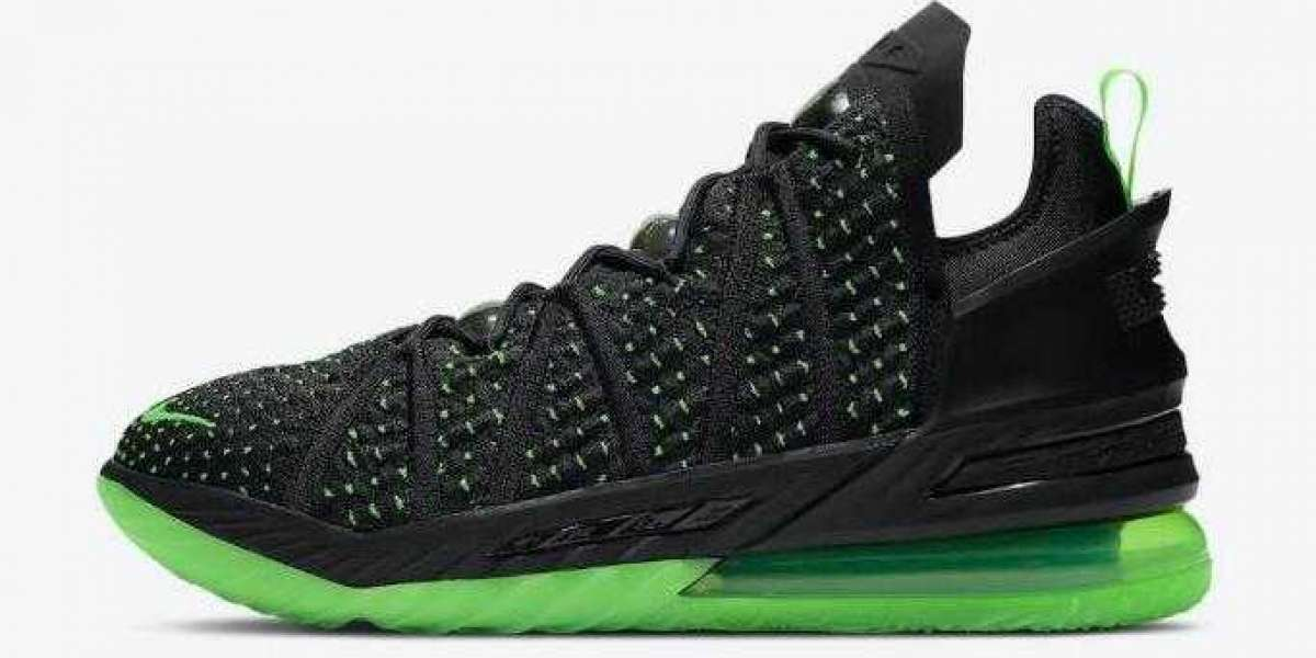 CQ9284-005 Nike LeBron 18 Dunkman is the 2021 Best Basketball Shoes