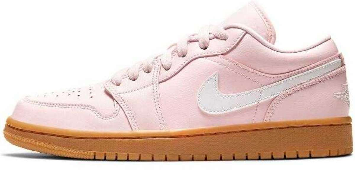 2021 Air Jordan 1 Low is Coming With Arctic Pink Colorway
