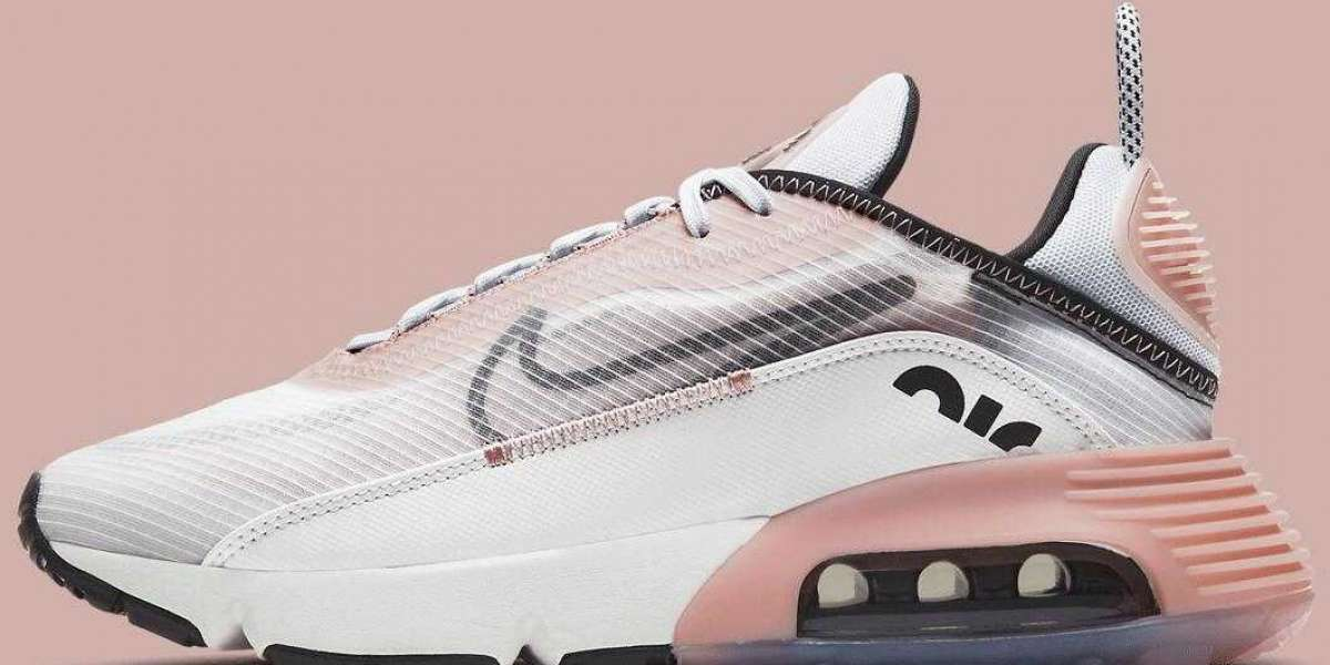 Womens Nike Air Max 2090 Coming With Champagne Look