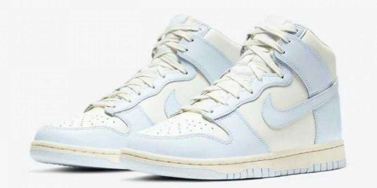 Nike Dunk High Football Grey DD1869-102 to Debut on February 25, 2021