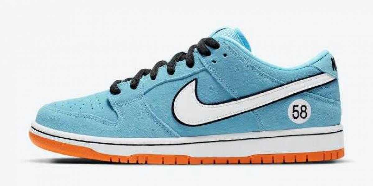Where to Buy New Released Nike SB Dunk Low Gulf ?