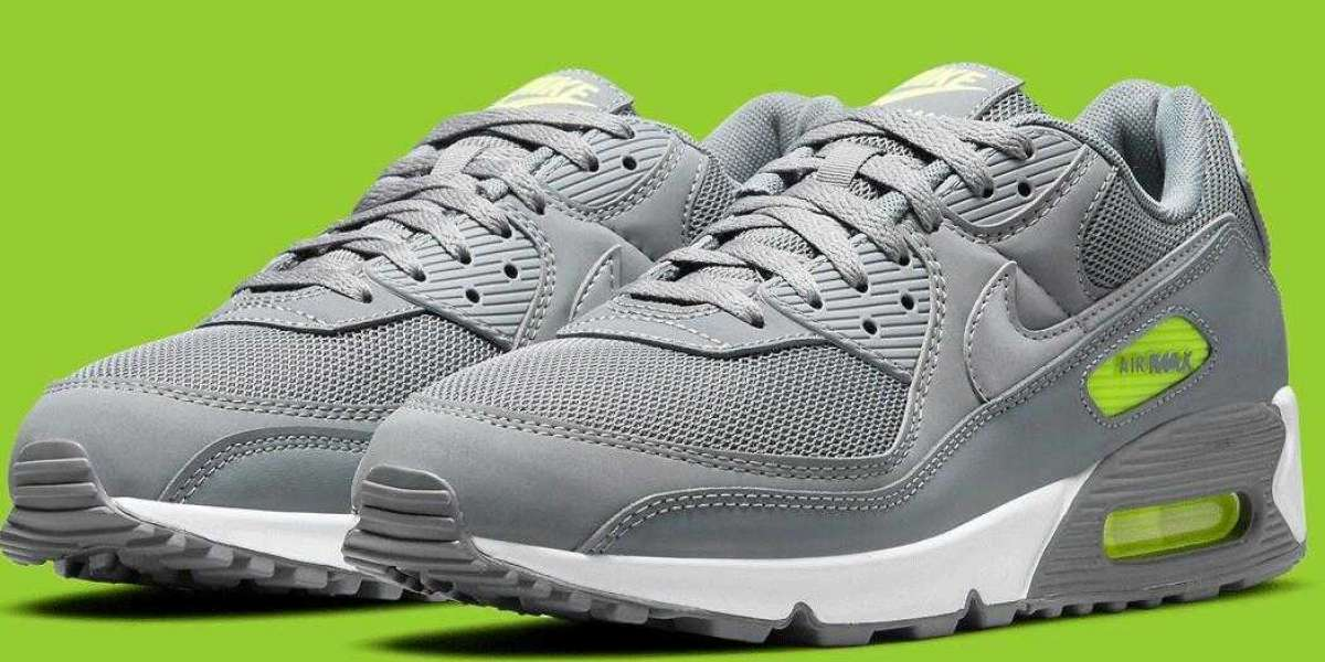 2021 Nike Air Max 90 Releasing With A Stunning Silver And Neon