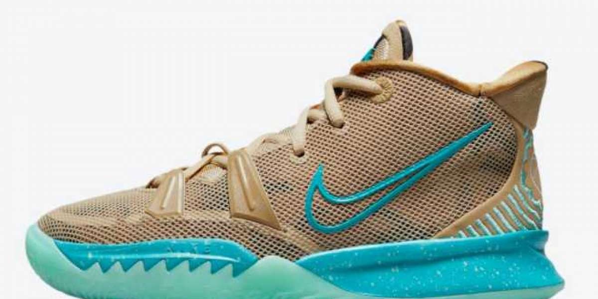 Where to Buy 2021 Nike Kyrie 7 Ripple CT4080-207