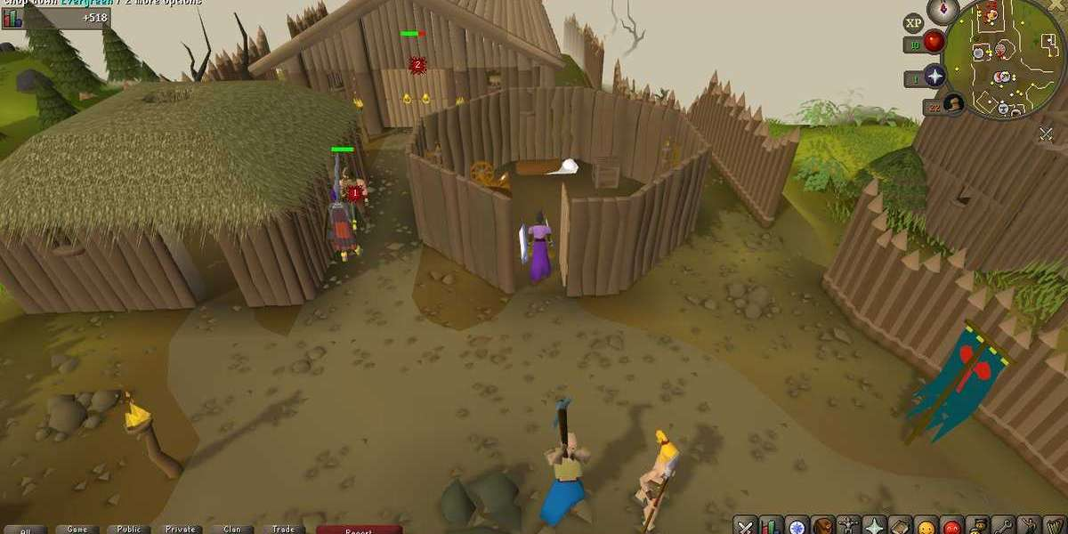 I've recently decided to play RuneScape