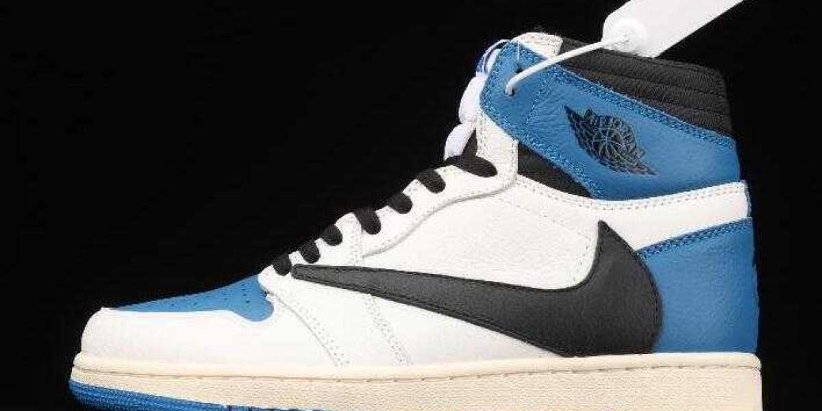Hot Sell Fragment x Travis Scott x Air Jordan 1 is Available for Sale Now