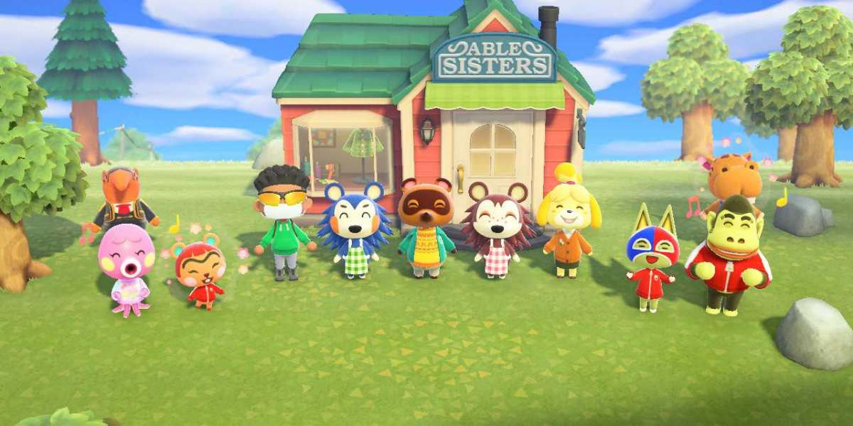 An replace to Animal Crossing New Horizons adds a response menu