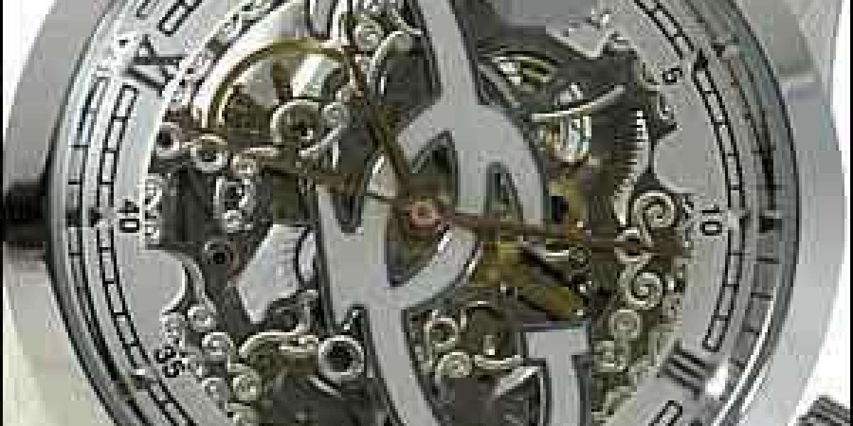 Customised Watch Dial LC42ROBB from Watch manufacturer Montres8