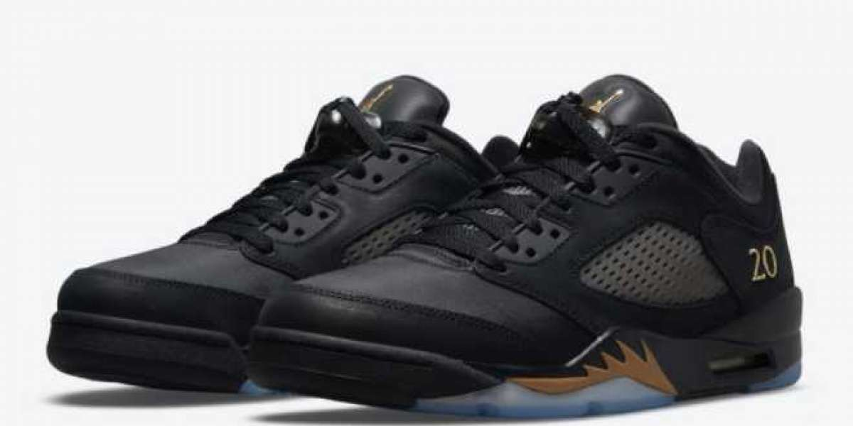 "2021 Air Jordan 5 Low Wings ""Class of 2020-2021"" Sport Shoes"