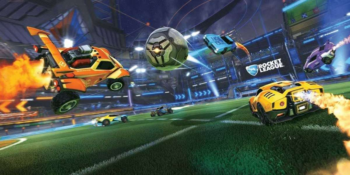 Punctuated by Psyonixs own Rocket League Championship Series
