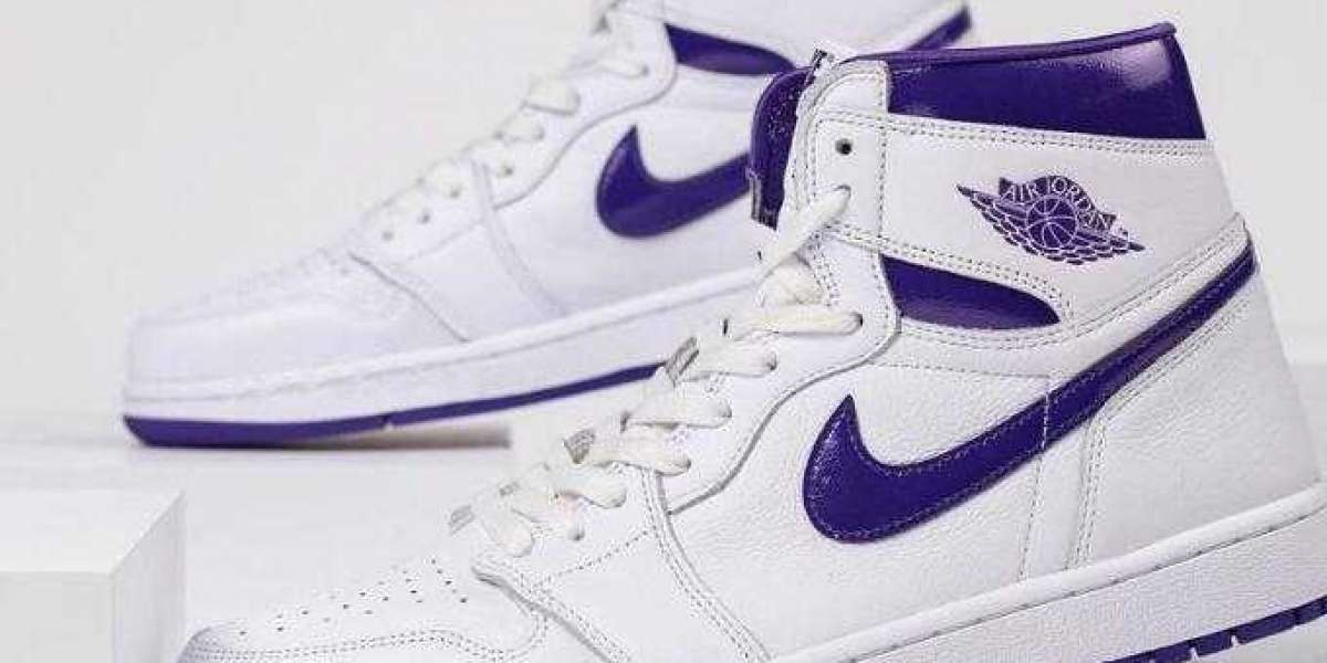 Best Selling Air Jordan 1 Court Purple is available Now