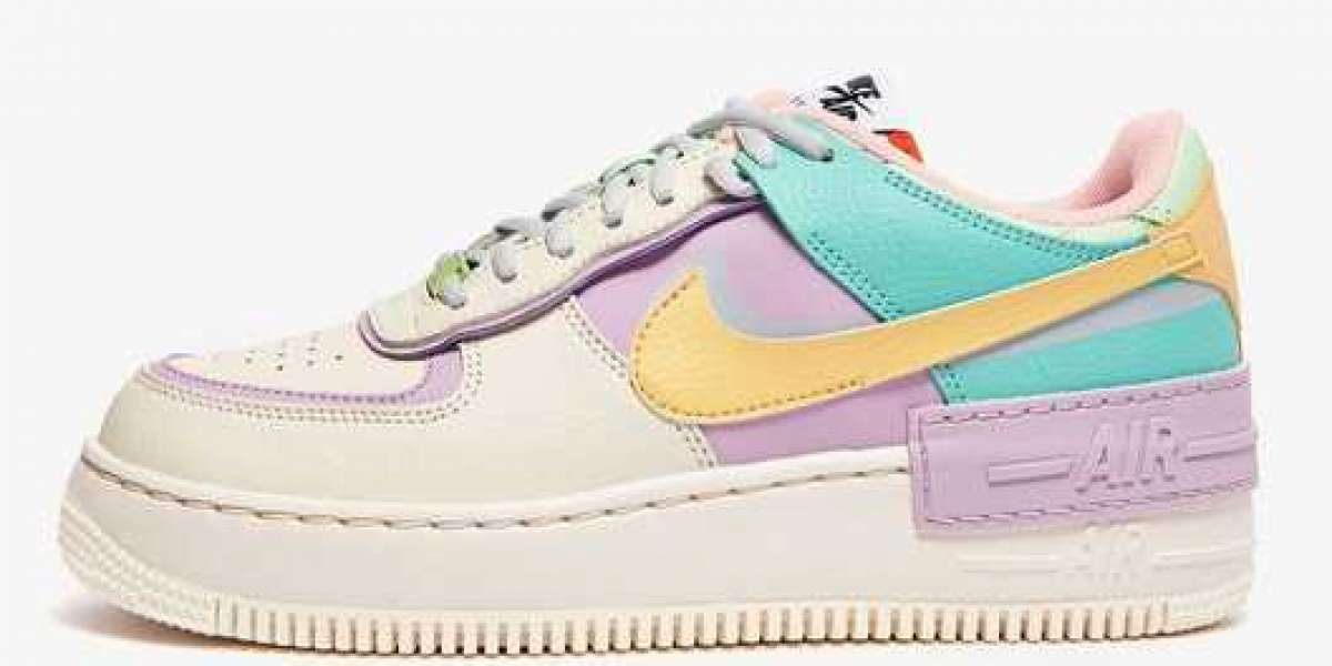 Hot Sale Nike Air force 1 Shadow CI0919-101 Pale Ivory Sneakers