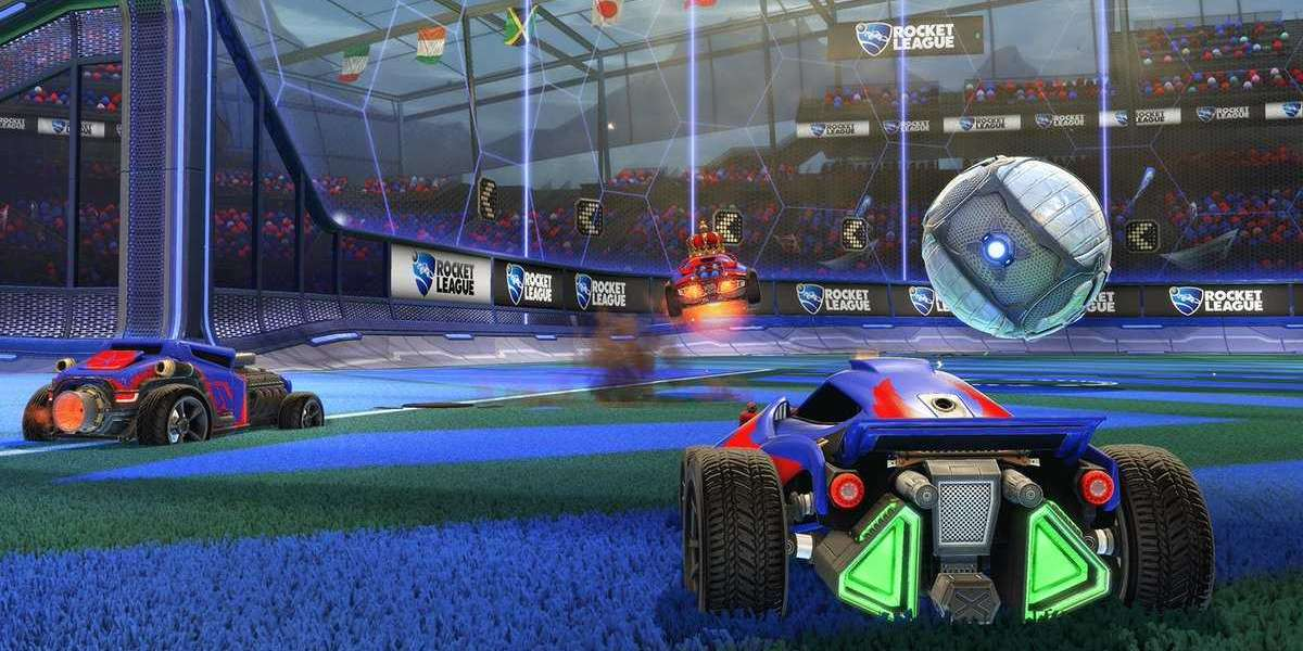 Update 1 96 for Rocket League is now available