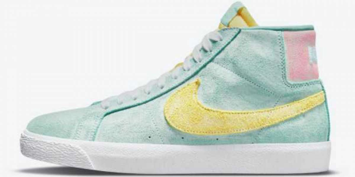 Nike SB Blazer Mid shoes, will you wear them this summer?