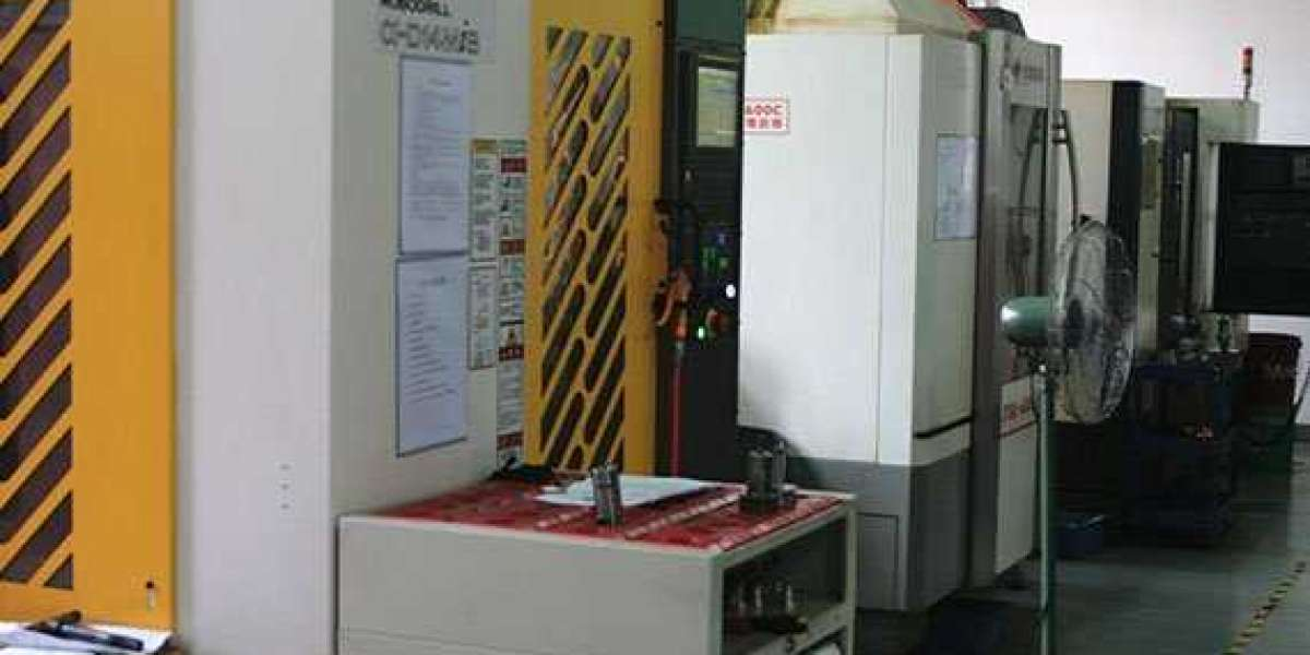 Waste gas treatment in the plastic injection molding industry