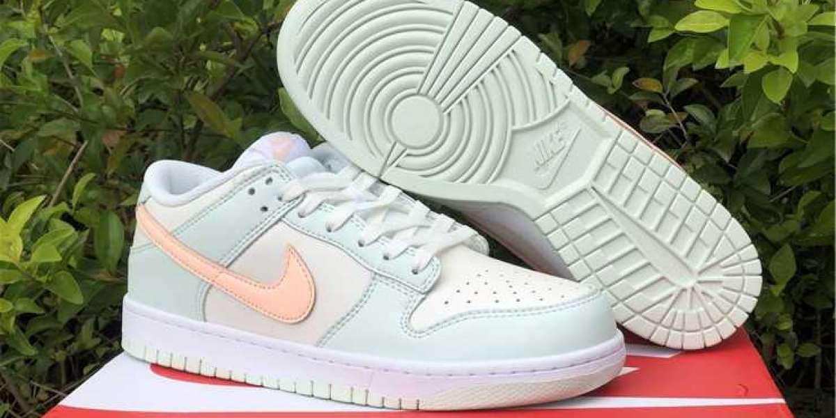 Nike Dunk Low Barely Green Releases May 21