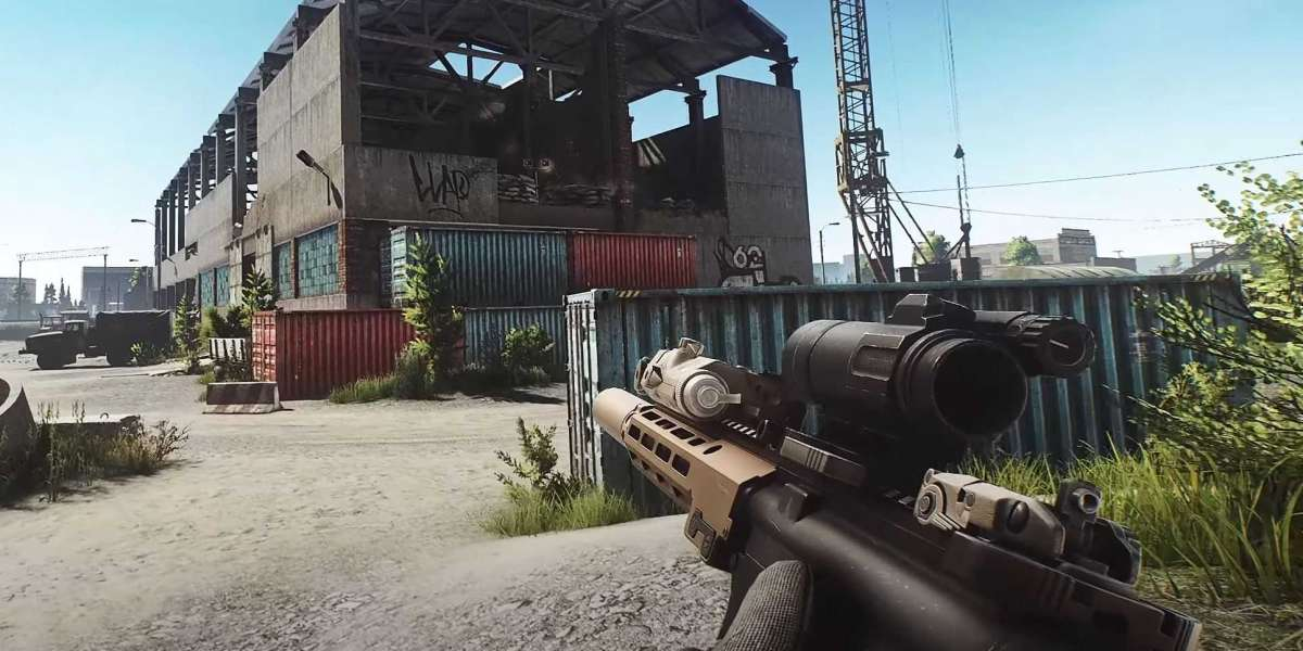 To locate the Factory Gate extraction point in the Woods in Escape from Tarkov
