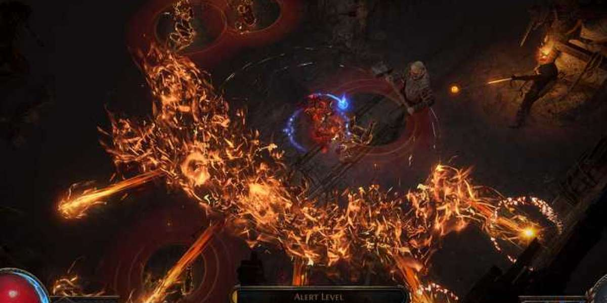 The phenomenon that Path of Exile weakens everything makes players feel dissatisfied