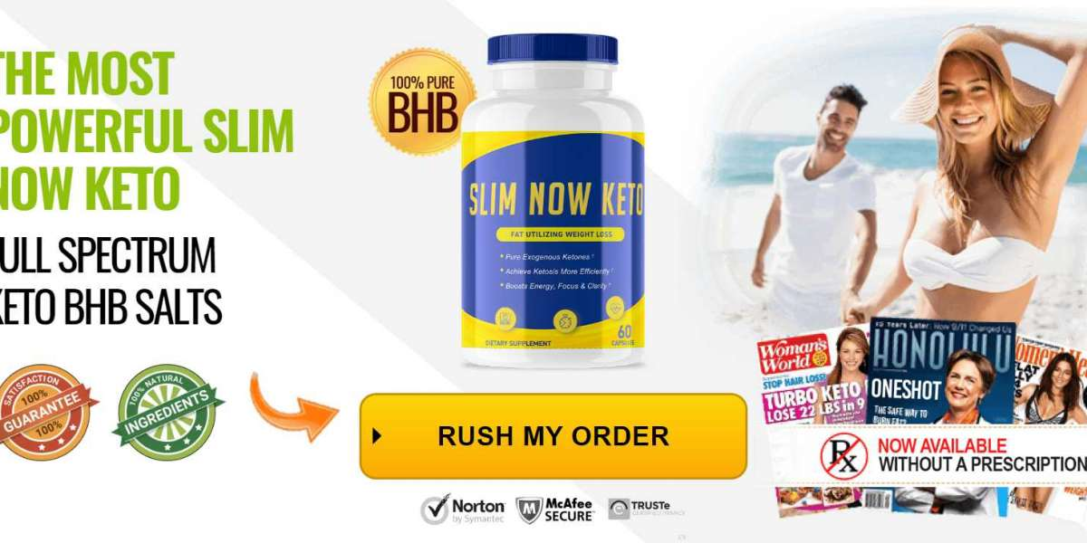 Slim Now Keto Reviews (Updated Review 2021)