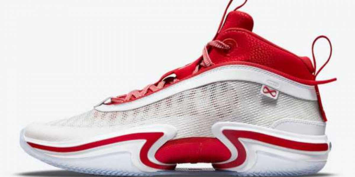 The Air Jordan 36 is a basketball shoe manufactured by NIKE, Inc. for Brand Jordan