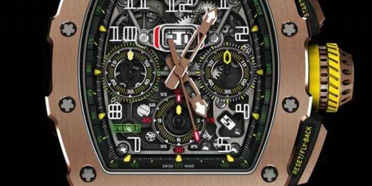 Luxury Richard Mille RM 055 Replica Watches