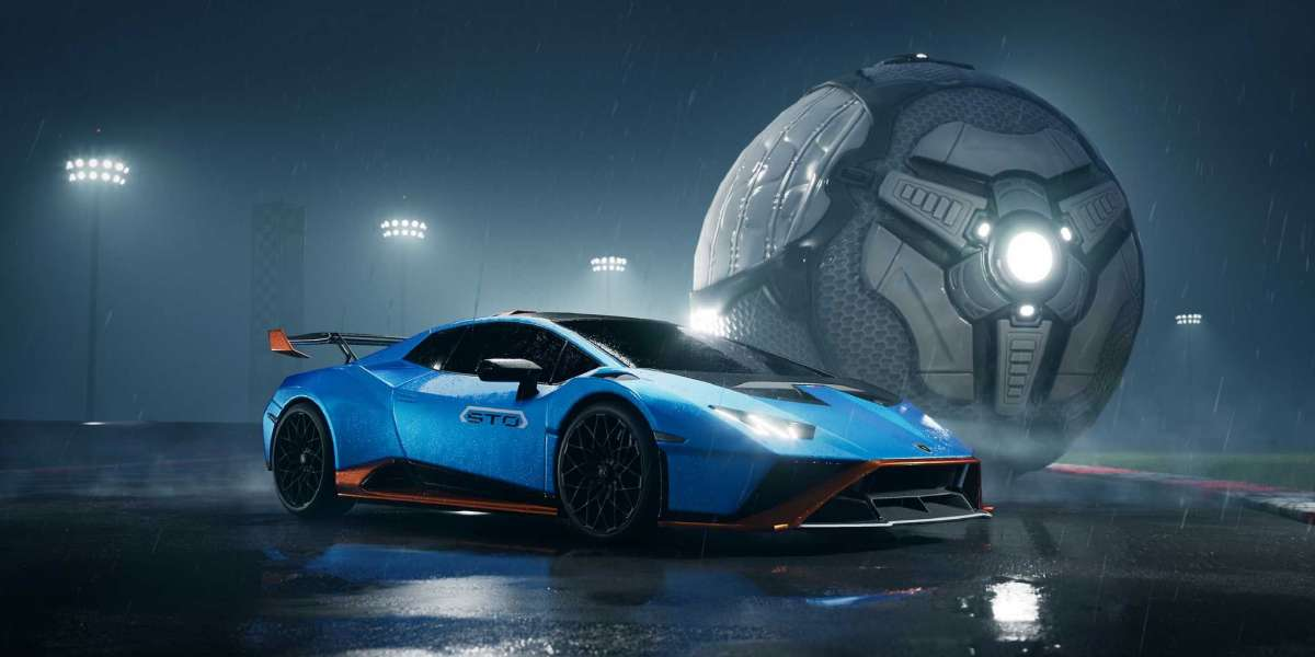 Get ready to start your engines Rocket League fans