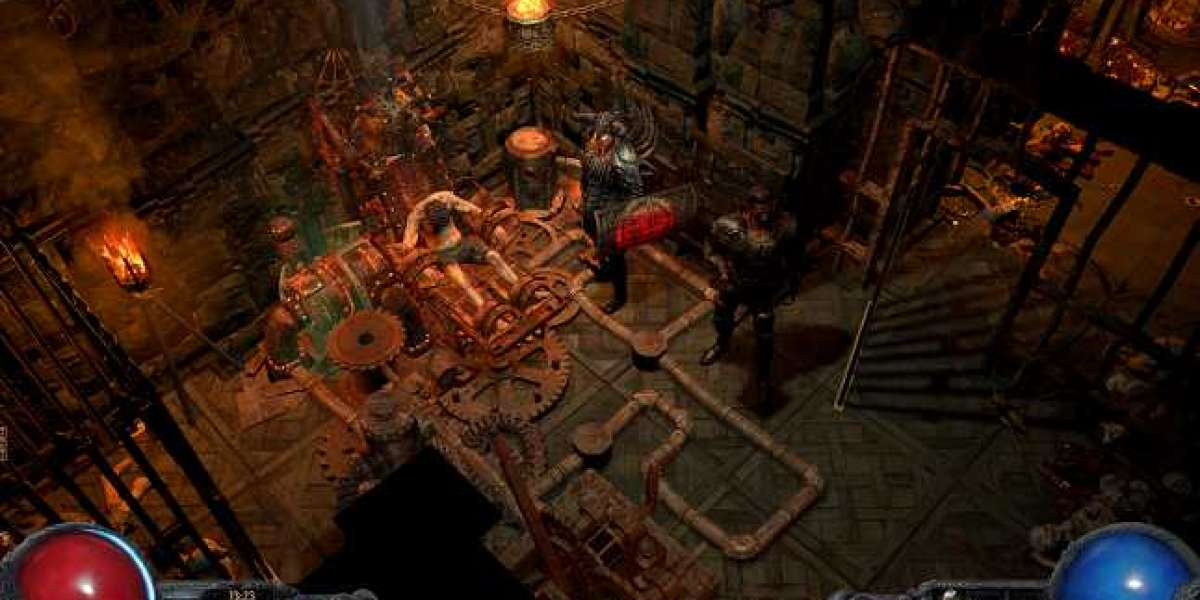 What are the optimization improvements in Path of Exile Update 1.85?