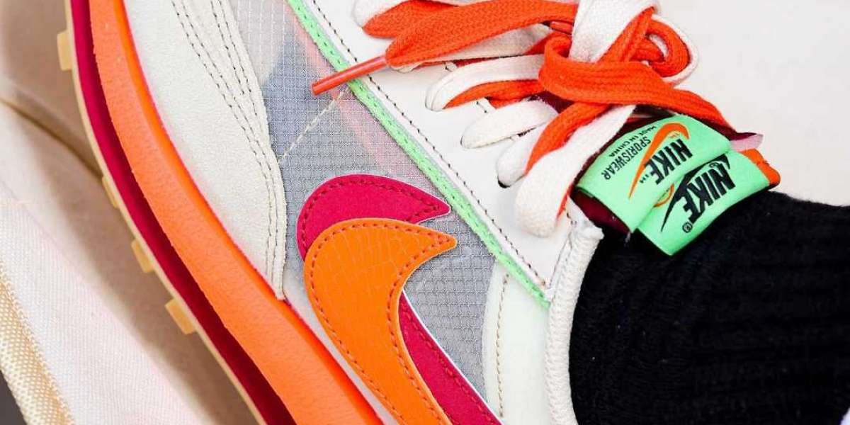 Have you bought the 2021 New Clot x Sacai x Nike LDWaffle DH1347-100?