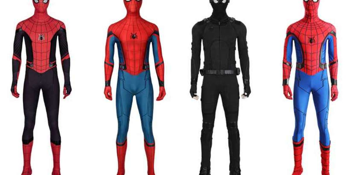Dressing up as your preferred characters in the rea