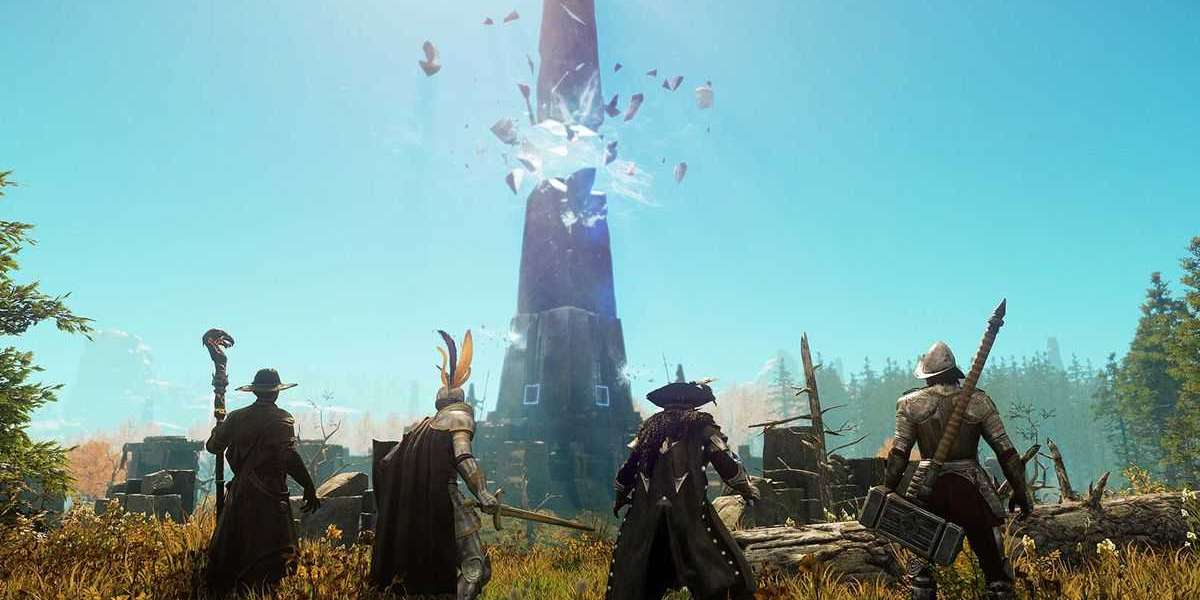 The meaning of New World's existence is to innovate the experience of MMO gamers